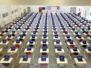 """Computer exam room """"Drebbelweg 2"""""""